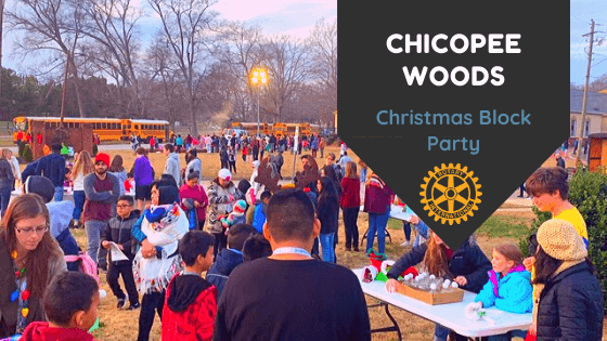 Chicopee Woods Block Party