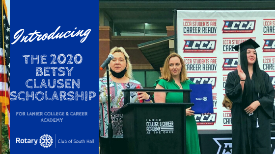2020 Betsy Clausen Scholarship | LCCA | Deanna Lewis