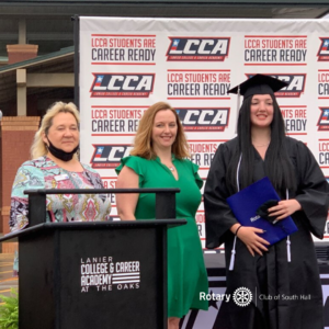 2020 Betsy Clausen Scholarship Winner | Deanna Lewis | LCCA