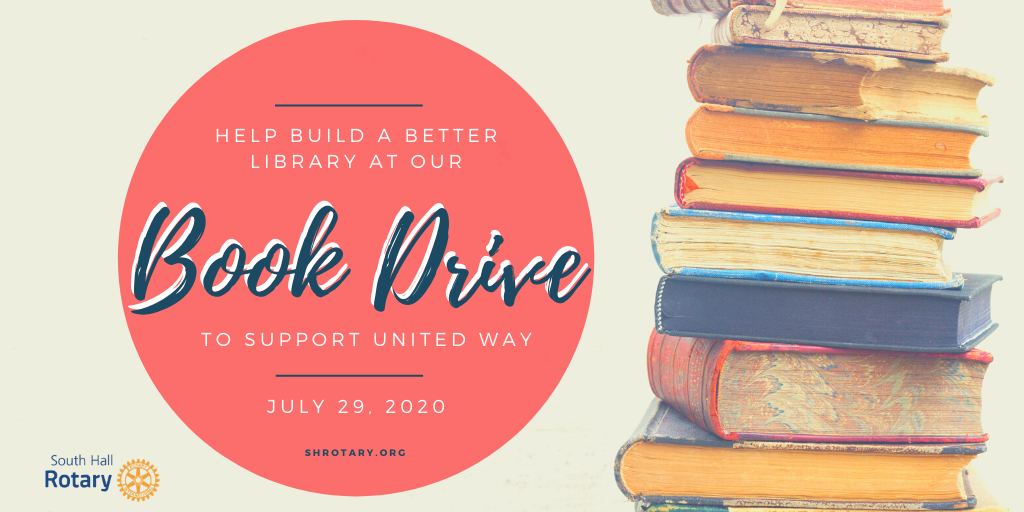 Book Drive for United Way
