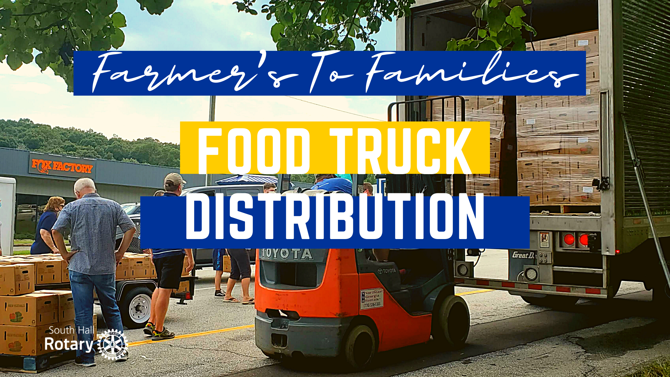 Farmers to Families Food Truck