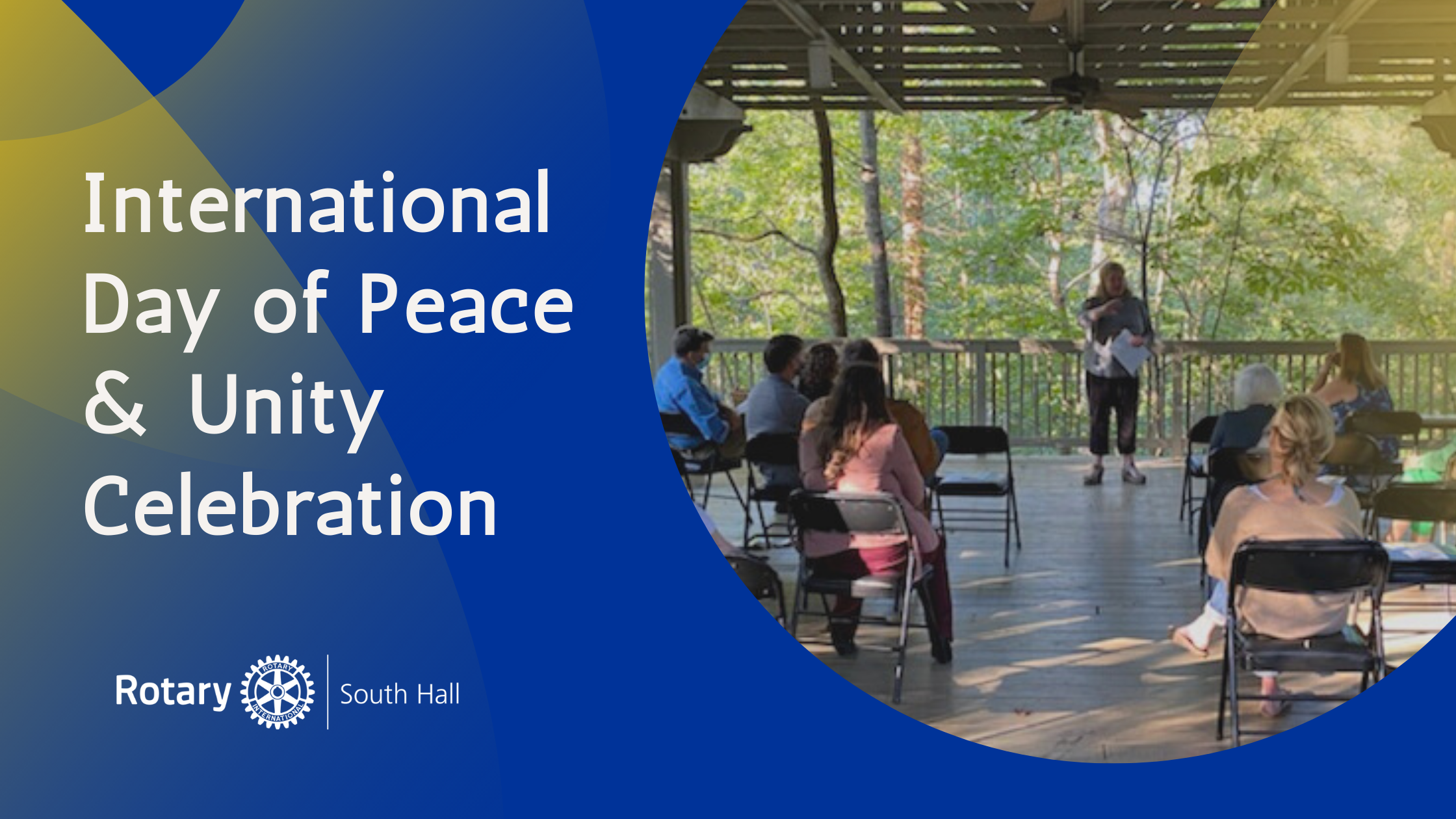 Peace & Unity Day Event | South Hall Rotary