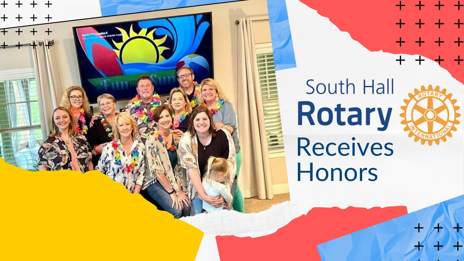 Rotary Receives Honors at District Conference | South Hall Rotary