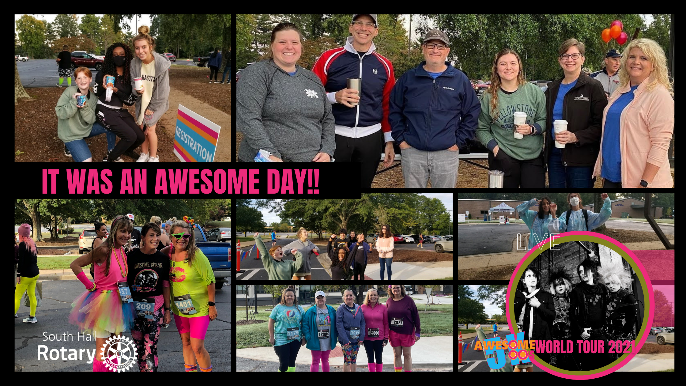Copy of 21 Awesome 80s 5k Recap
